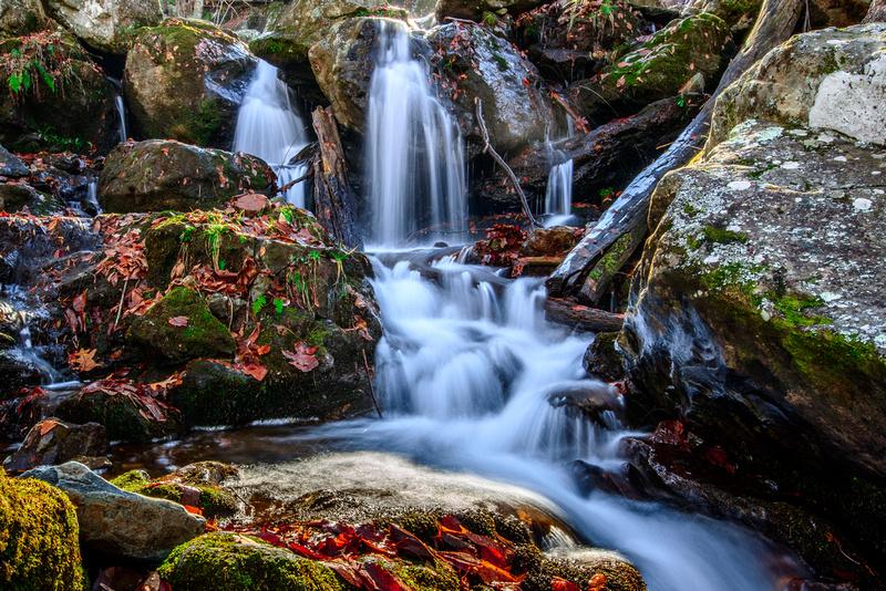 Lower Dark Hollow Falls