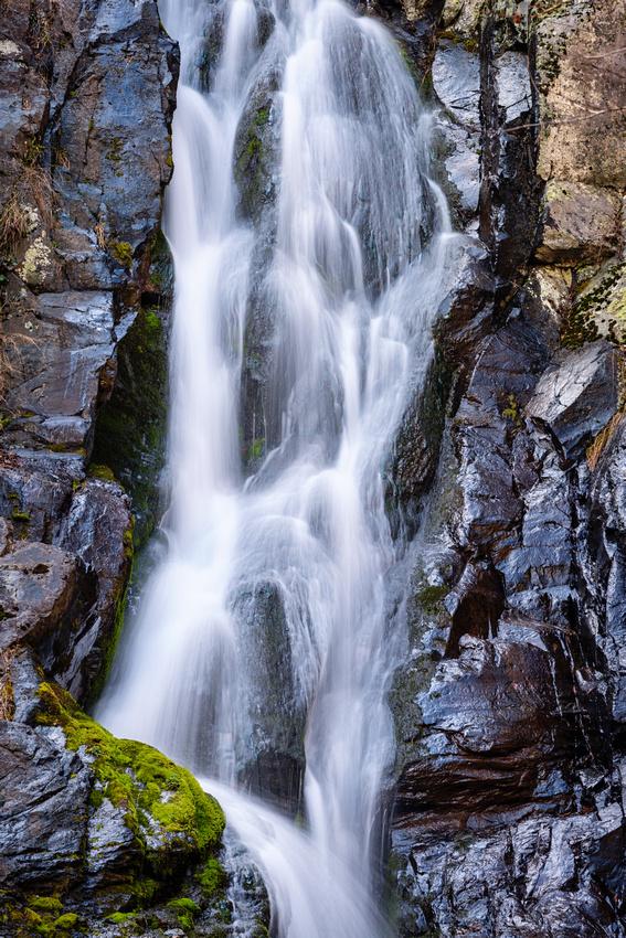 South River Falls- Right Falls