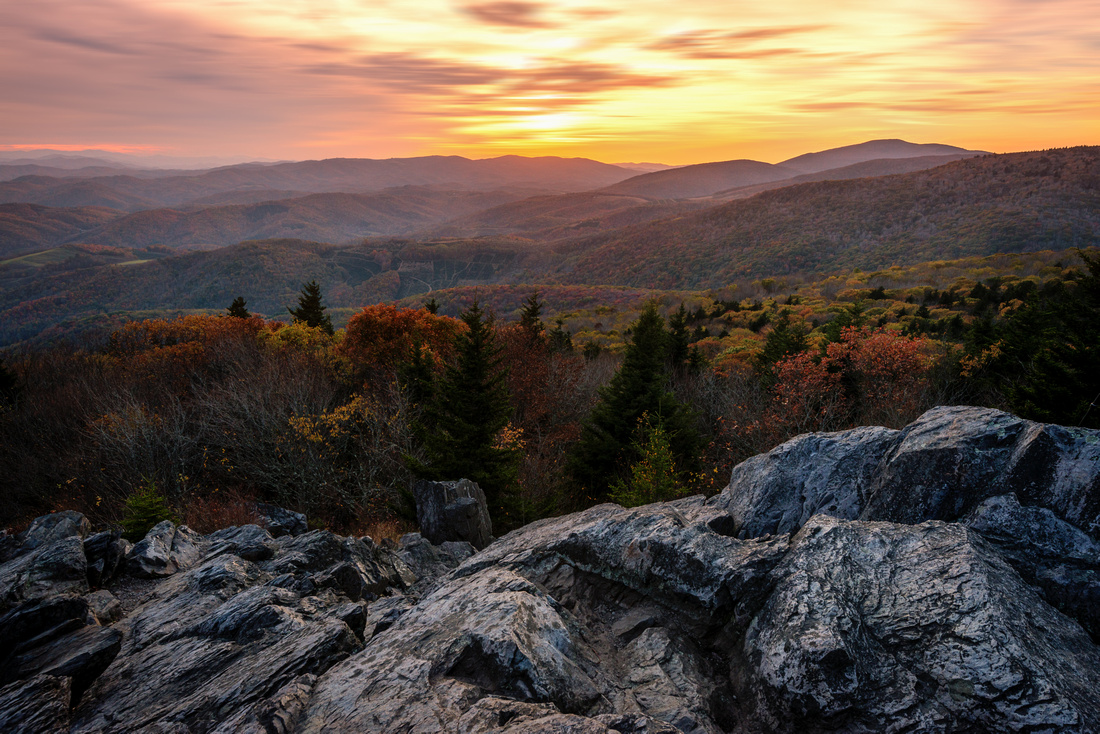 Little Pinnacles Overlook