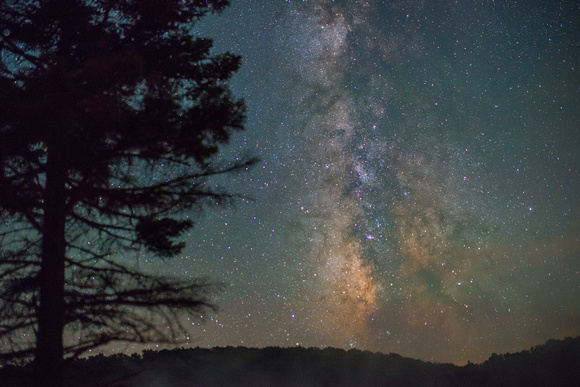 Milkyway at Spruce Knob