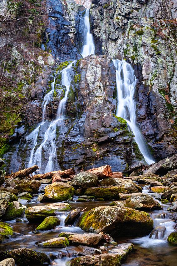 South River Falls - Spring
