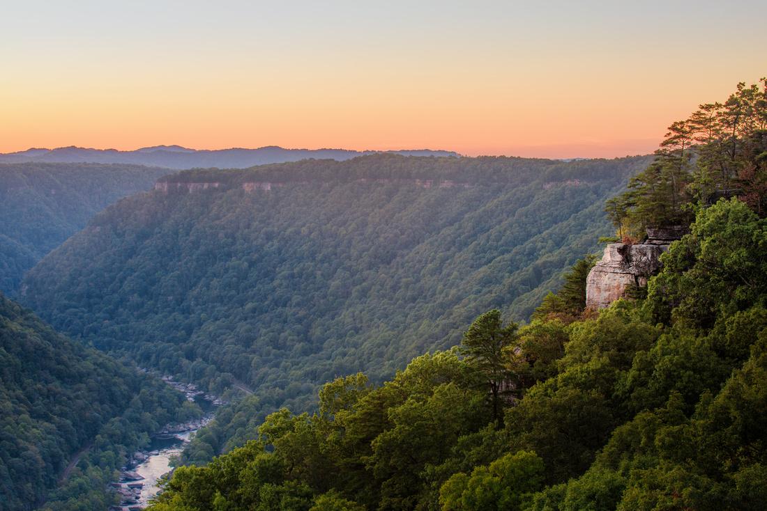 Beauty Mountain Trail Overlook