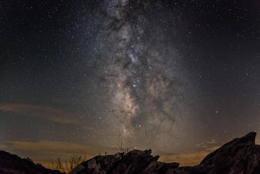 Milky Way at Bearfance
