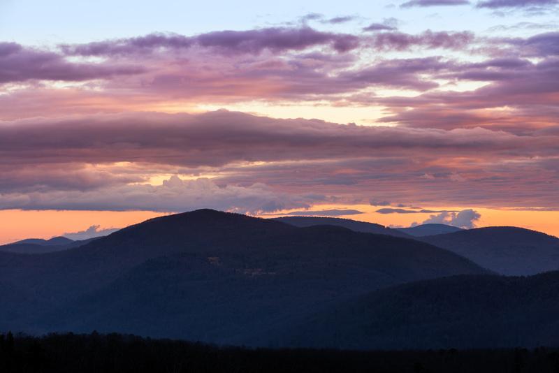 Cedar Mountain Sunrise